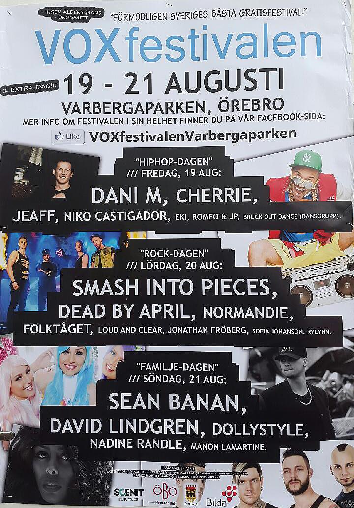 festival orebro 2017