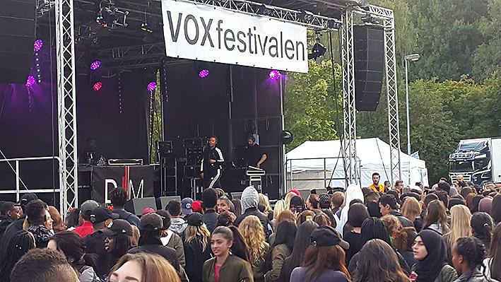 vox-scenen